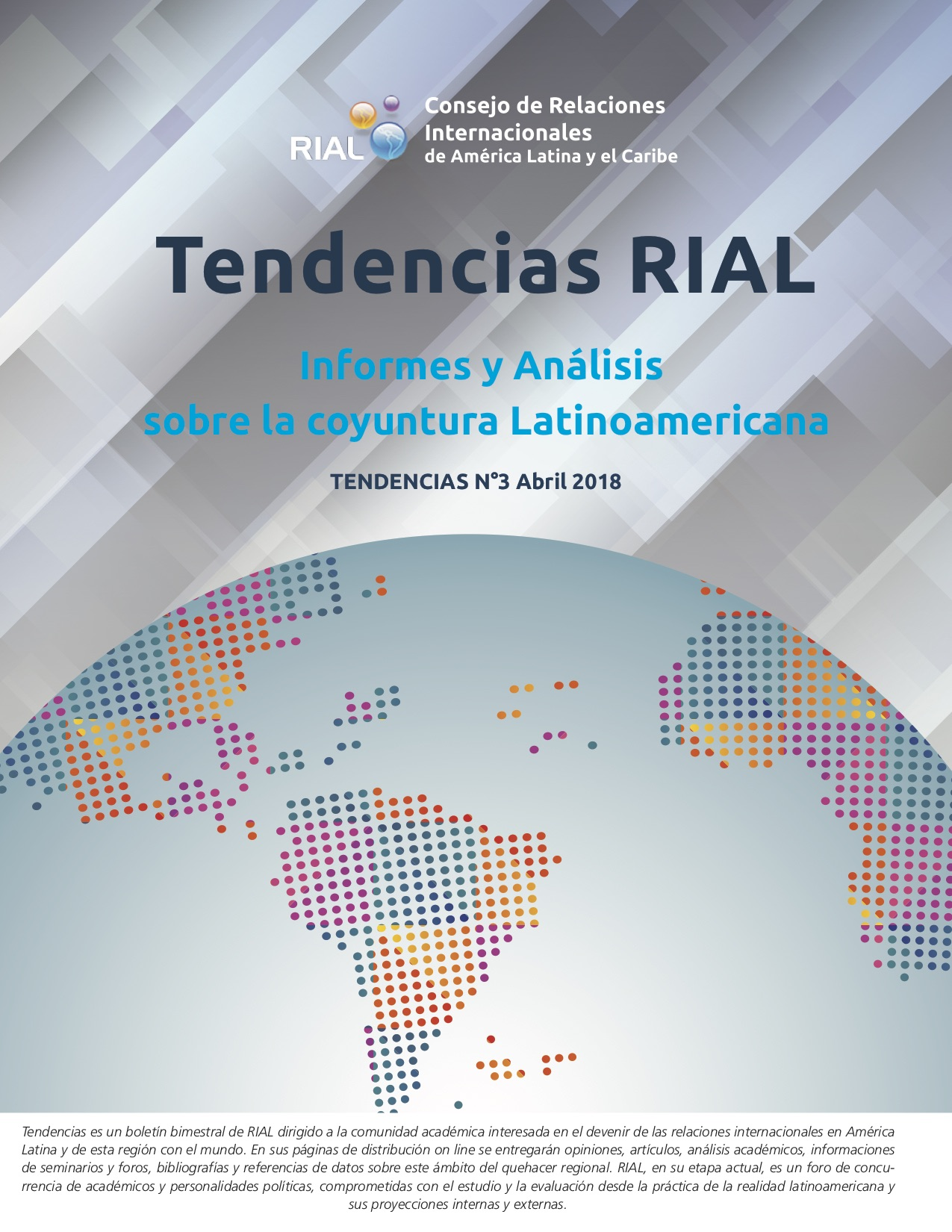 Tendencias RIAL – número 3 – Abril 2018